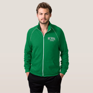 Hommes verts de veste de Division