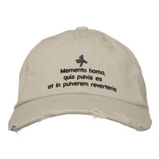 Homo de souvenir, casquette prêté - quaresimale de