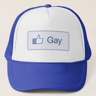 Homosexuel comme le casquette