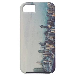 Hong Kong d'en haut Coque Case-Mate iPhone 5