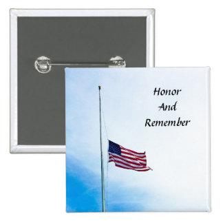 Honneur militaire de héros de vétéran badge