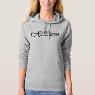 hoodies Woman Van Adventure Pull À Capuche