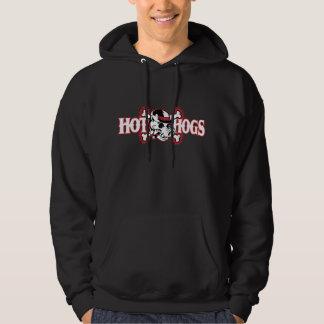 Hoody classique des hommes chauds de Hogs™ Veste À Capuche