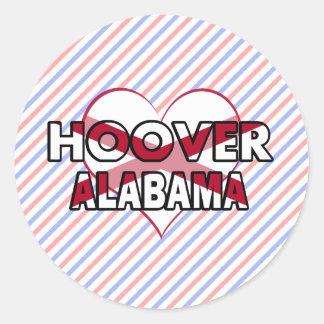 Hoover, Alabama Autocollants