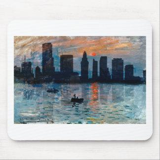 Horizon 7 de Miami Tapis De Souris