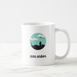 Horizon | Ann Arbor Michigan d'Ann Arbor Mug Blanc