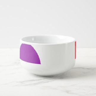 Horizon bleu bol à soupe