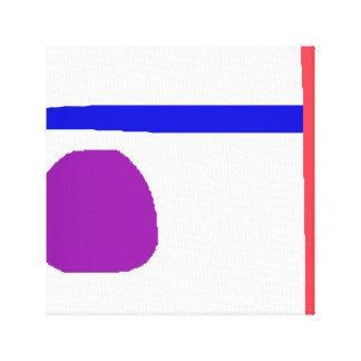 Horizon bleu toiles