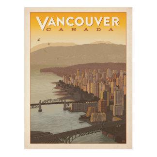Horizon | Canada de Vancouver Carte Postale