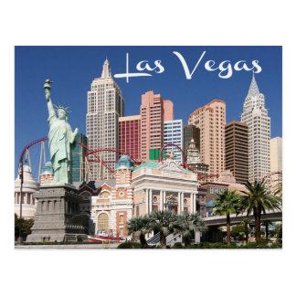 Horizon carte postale de casino de Las Vegas, Neva