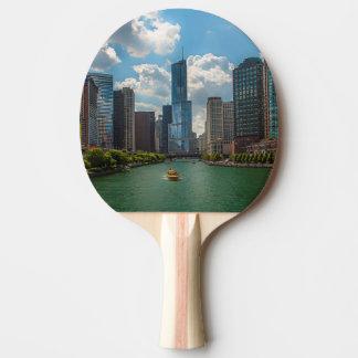 Horizon Chicago Raquette De Ping Pong