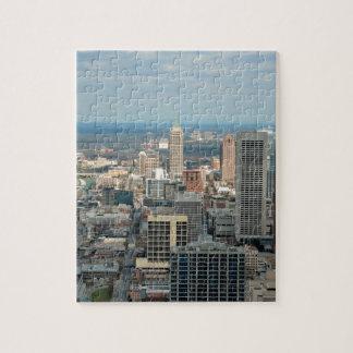 Horizon d'Atlanta Puzzle