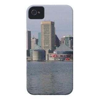 Horizon de Baltimore Coque iPhone 4