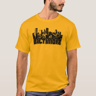 Horizon de Baltimore T-shirt