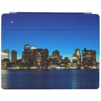 Horizon de Boston avec la lune Protection iPad
