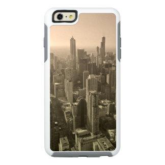 Horizon de Chicago, John Hancock Skydeck central Coque OtterBox iPhone 6 Et 6s Plus