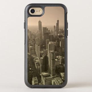 Horizon de Chicago, John Hancock Skydeck central Coque Otterbox Symmetry Pour iPhone 7