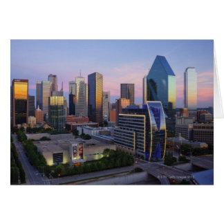 Horizon de Dallas Carte De Vœux