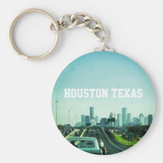 Horizon de Houston le Texas (porte - clé) Porte-clés