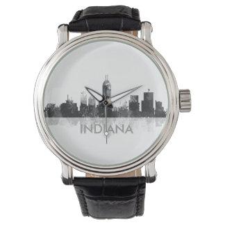 HORIZON de l'INDIANA, INDIANAPOLIS - montre Montres Cadran