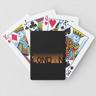 Horizon de Londres Jeux De Cartes