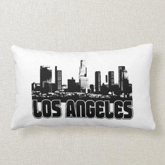 Horizon de Los Angeles Coussins Carrés