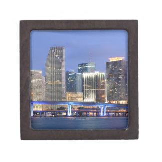 Horizon de Miami Boîte À Souvenirs De Première Qualité