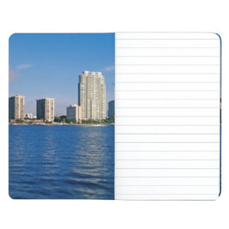 Horizon de Miami, la Floride Carnet De Poche