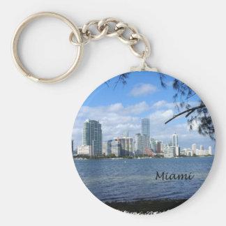 Horizon de Miami Porte-clé