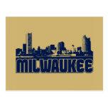 Horizon de Milwaukee Cartes Postales