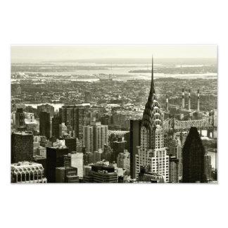 Horizon de New York City Photographe