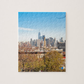 Horizon de New York City Puzzle