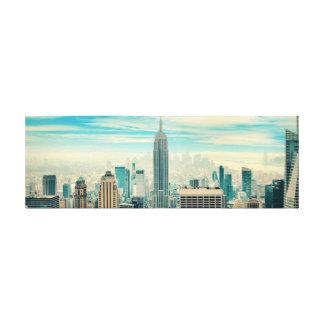Horizon de New York City Toiles