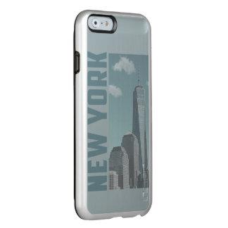 Horizon de New York Coque iPhone 6 Incipio Feather® Shine