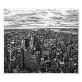 Horizon de New York Photographie