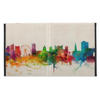 Horizon de Nottingham Angleterre Coques iPad