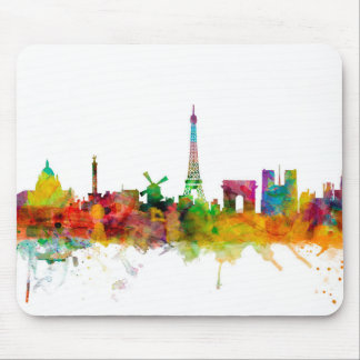 Horizon de Paris France Tapis De Souris