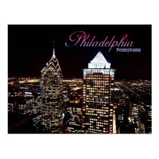 Horizon de Philadelphie, Pennsylvanie Cartes Postales
