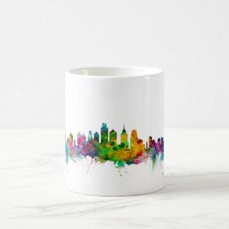 Horizon de Philadelphie Pennsylvanie Mug