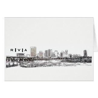 Horizon de RVA Carte De Vœux