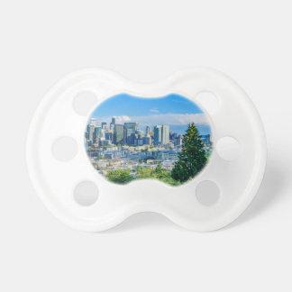 Horizon de Seattle Tétines