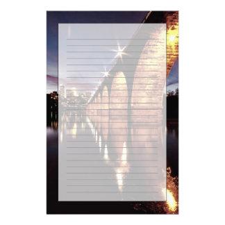 Horizon de Stonearch Papier À Lettre Customisable