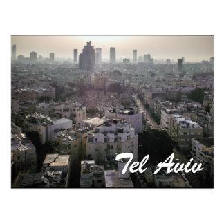 Horizon de Tel Aviv Carte Postale