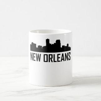 Horizon de ville de la Nouvelle-Orléans Louisiane Mug