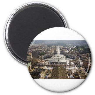 Horizon de Ville du Vatican Aimant