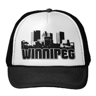 Horizon de Winnipeg Casquette De Camionneur