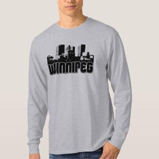 Horizon de Winnipeg T-shirt