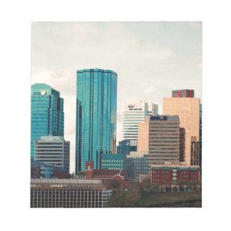 Horizon d'Edmonton Bloc-note