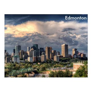Horizon d'Edmonton, Canada Carte Postale
