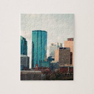 Horizon d'Edmonton Puzzle